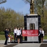 Мемориал памяти воинам, погибшим в Великую Отечественную войну 1941-1945 г.г..JPG